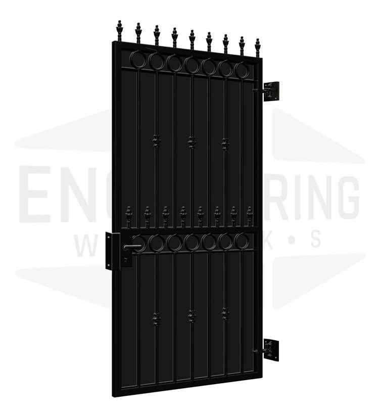 GREENWICH Side Gate Backing Sheet