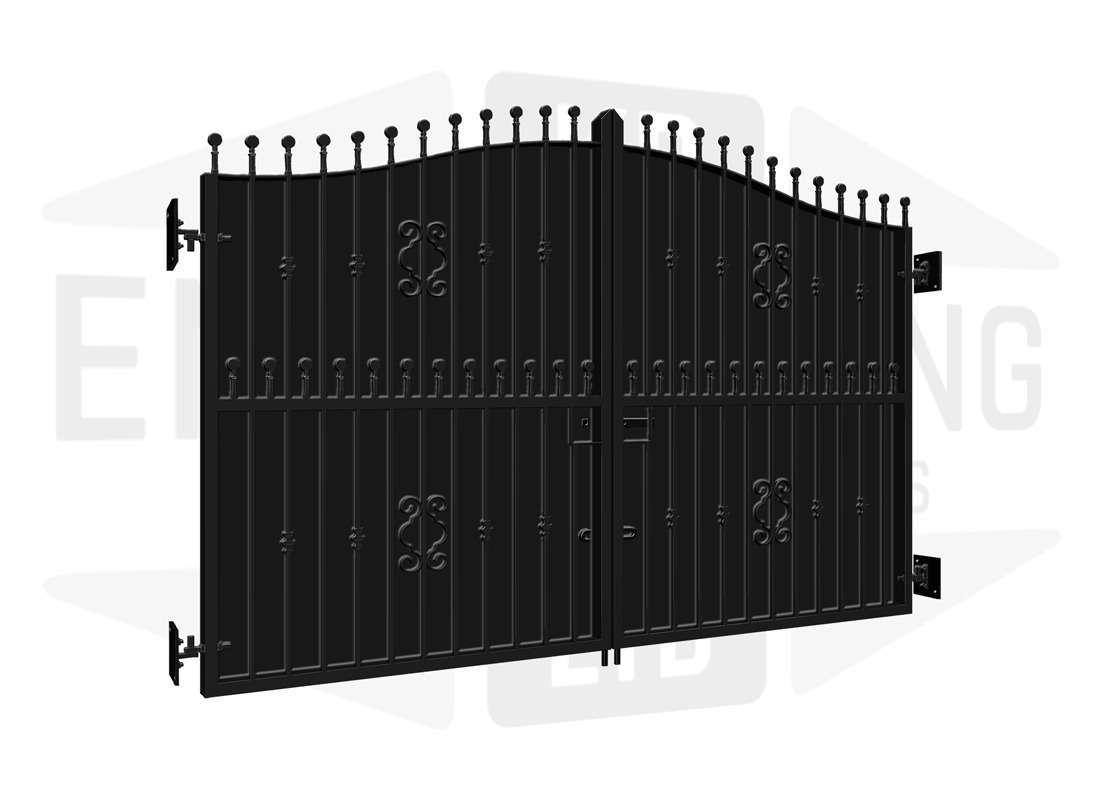 WESTMINSTER Estate Gates Backing Sheet