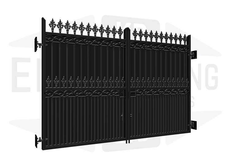 MARYLEBONE Estate Gates Backing Sheet