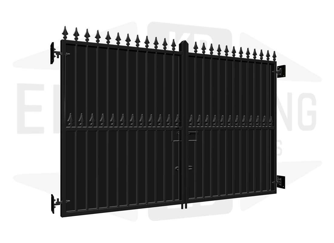 CAMDEN Estate Gates Backing Sheet