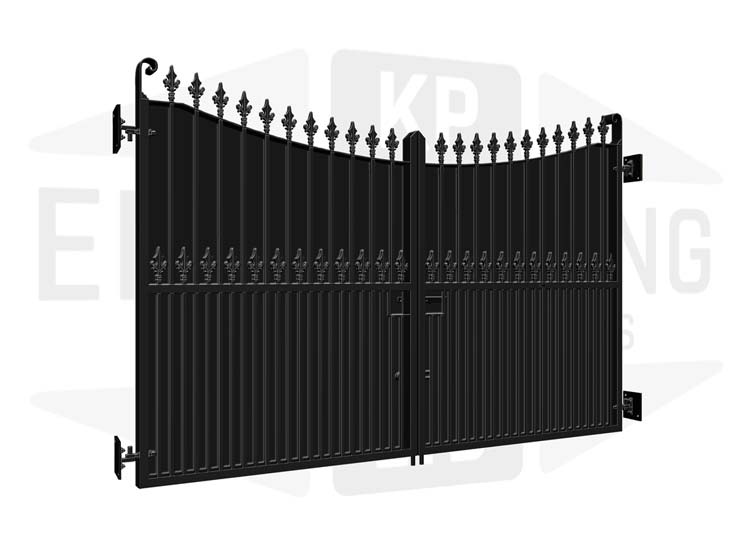 CHELSEA Estate Gates Backing Sheet