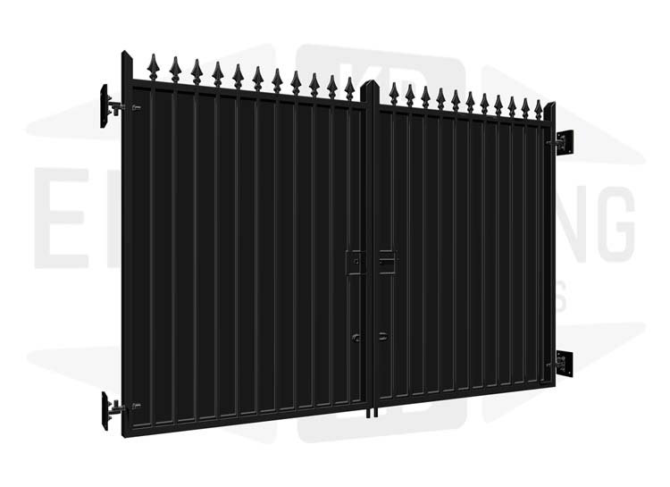 FINCHLEY Estate Gates Backing Sheet