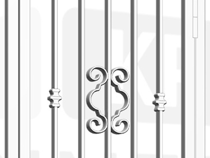 REGENT'S PARK SECURITY GATE