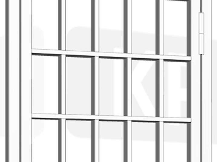 EDGWARE Security Gate