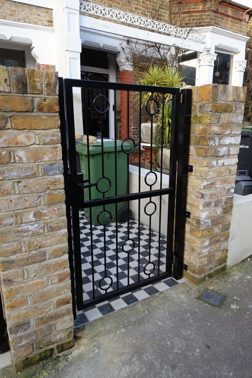 BARNSBURY Security Gate [SYG16]