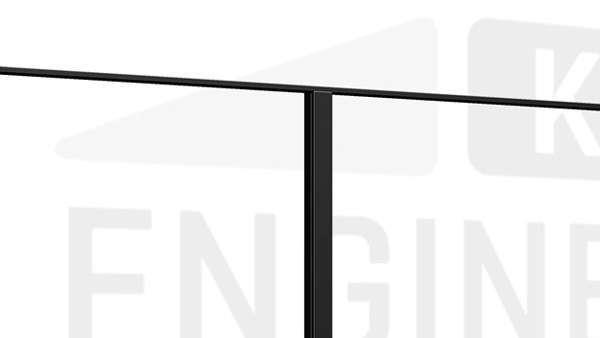 WIMBLEDON Terrace Railing Handrail