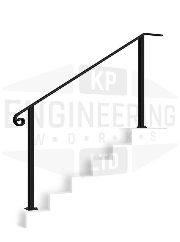 WIMBLEDON Terrace Stair Balustrade Handrail