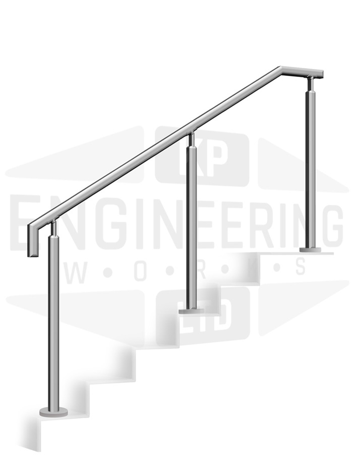 SOUTHWALK Terrace Stair Balustrade Handrail