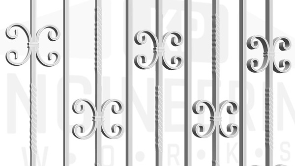 VICTORIA Fixed Grille