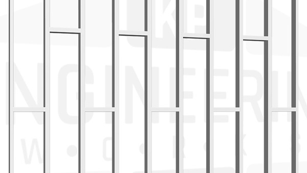 CRICKLEWOOD Fixed Grille