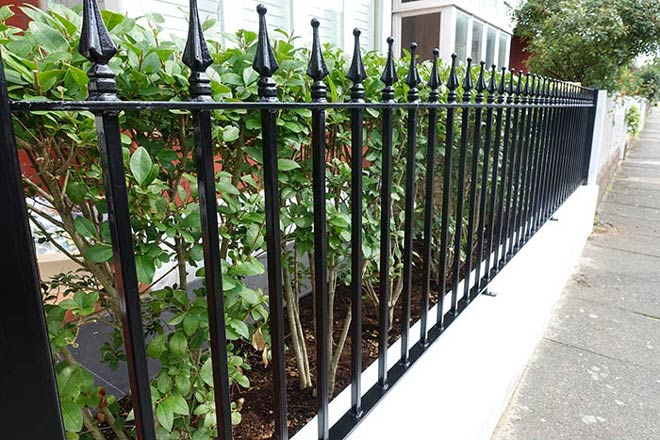 Iron Railings and Gates in North London