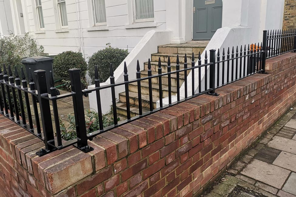 Iron Railings and Gates in richmond